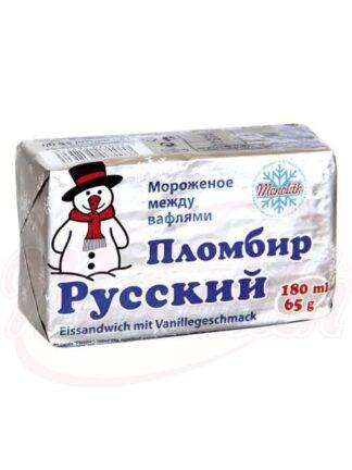 IJs tussen wafels, ijs 180 ml