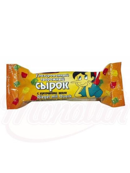 Kwarkreep jelly slices 45 g