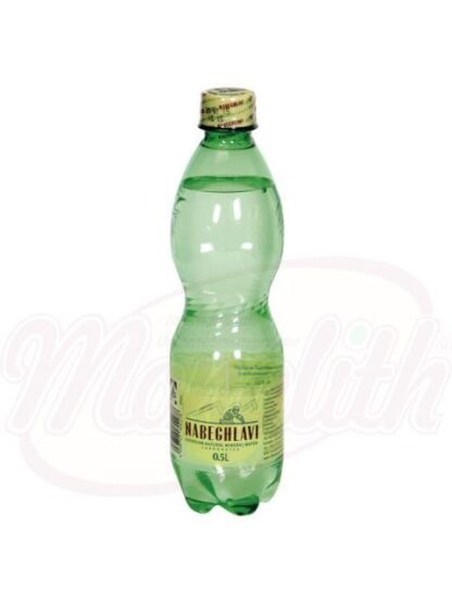 "Natuurlijk mineraalwater koolzuurhoudend water ""Nabeghlavi"" 0,5 L"