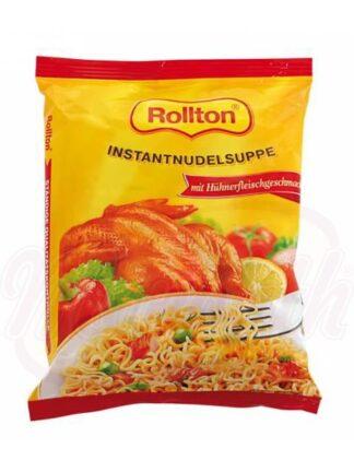 """Vermicelli """"Rollton"""" met kipsmaak (60 gr)"""