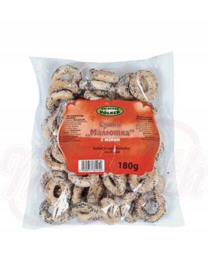 """Bagels """"Malyutka"""" met maanzaad 180 g"""