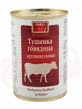 "Hutspot van het rundvlees ""Brand Nr.1"" lump 400 g"