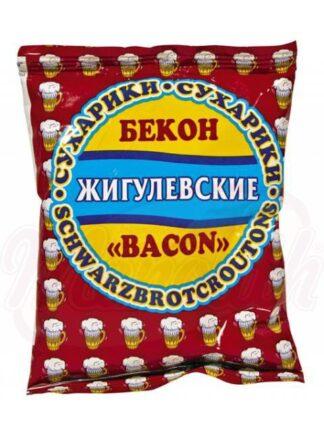 """Beschuit """"Zhiguli"""" met de smaak van bacon 50 g"""