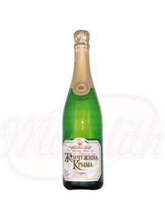 """Collector mousserende wijn """"Parel van de Krim"""" sweet 11,5% alc. 0,75 L"""
