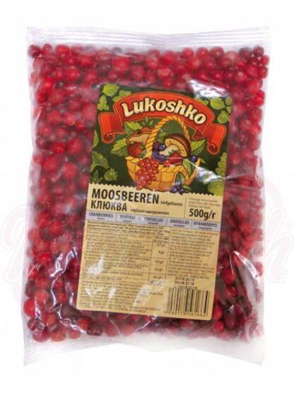 Bevroren cranberries 500 g