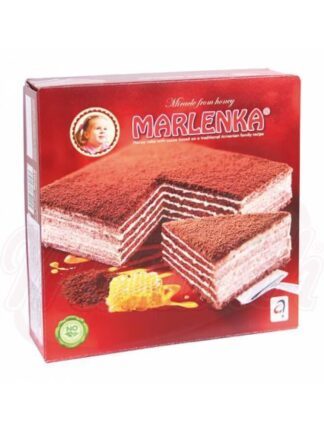 "Chocolademelk cake ""Marlenka"" 800 g"