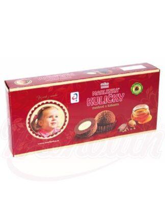 "Honing ballen met cacao ""Marlenka"" 235 g"