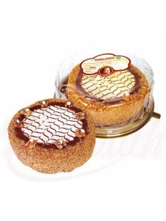"""Verjaardagstaart """"Marlenka"""" met honing en cacao 850 g"""