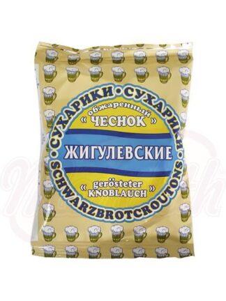 """Beschuit """"Zhiguli"""" met de smaak van geroosterde knoflook 50 g"""