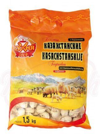 Kazachstan pelmeni met lam 1.5 kg