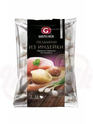 Pelmeni met kalkoen, bevroren 450 g