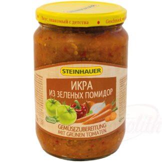 Puree van groene tomaat 670 g