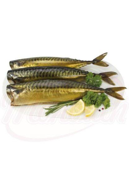 Makreel gerookt zonder kop. 1 kg - 9,90