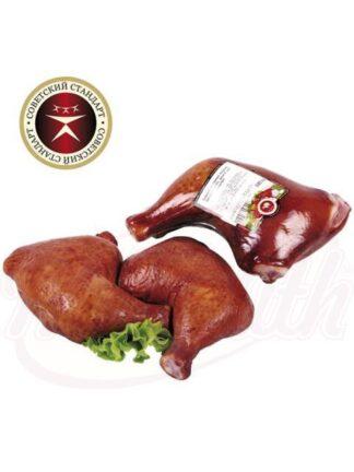 Rezeknensky gerookte kippenpoten