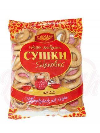 """Bagels met maanzaad """"Makovka"""" 220 g"""