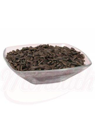 Zonnebloempitten in een zwarte schil, niet gefrituurd 1kg