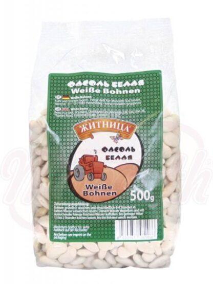 Witte bonen 500 g