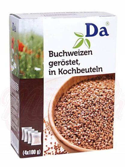 """Boekweit """"YES"""" in de keuken zakken 4 х 100 g"""
