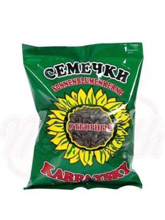 "Geroosterde zonnebloempitten black ""Karpayskie"" keuze 380 gr"
