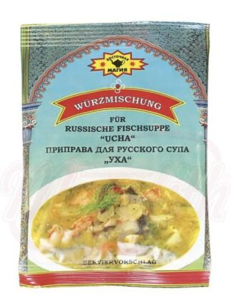 """Kruiden voor Russische soep """"Ear"""" 50 gr"""