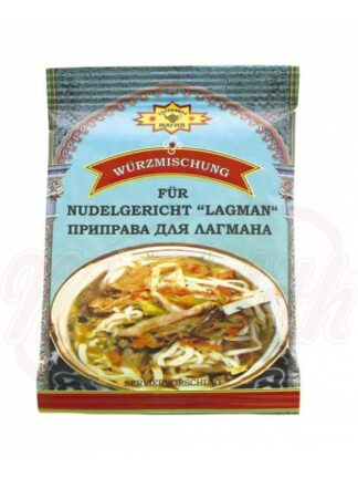 Smaakmaker voor Laghman 50 gr