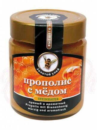 Honing met propolis 500 gr