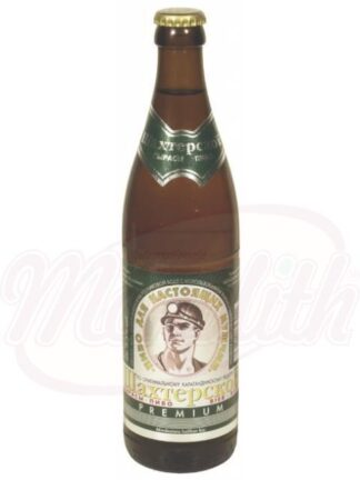 """Bier """"Shahterske"""" 5,5% alc. 0,5 L"""