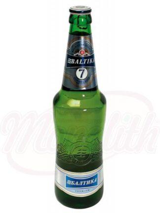 "Bier ""Baltika"" №7, 5,4% alc."