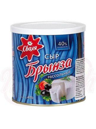 """Witte kaas van koemelk """"gedumpt"""", 40% vet 720 g"""