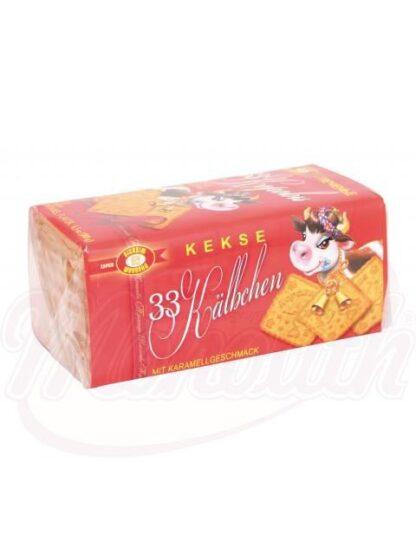 """Koekjes """"33 Koeien"""" gekookte gecondenseerde melk 180 g"""