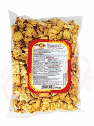 "Cracker ""letters in"" 400 g"