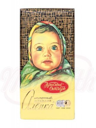 "Melkchocolade ""Alёnka"" 100 g"