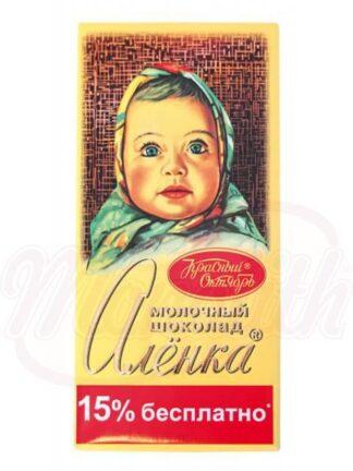 "Melkchocolade ""Alёnka"" 200 g"