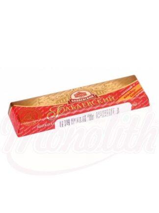"Chocolade ""Babaev"" met fondant roomvulling 50 g"