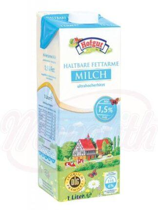 Melk 1,5% vet 1 L