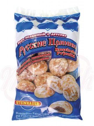 """Gingerbread Koekjes met melk vullen gecondenseerde melk """"Boomgaar"""" 400 g"""
