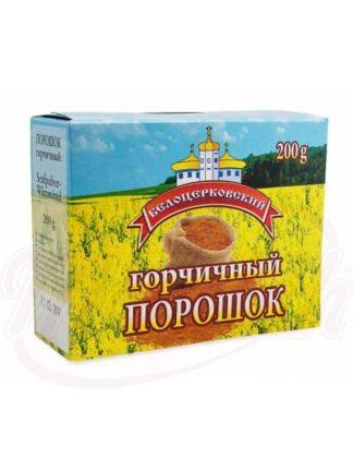 Mosterdpoeder 200 g