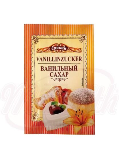 Vanillesuiker 20 gr