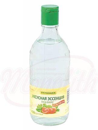 Azijn 25% concentratie 400 ml