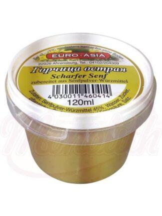 Mosterd pittig 120 ml