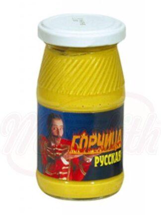 """Mosterd """"Russische"""" 180 ml"""