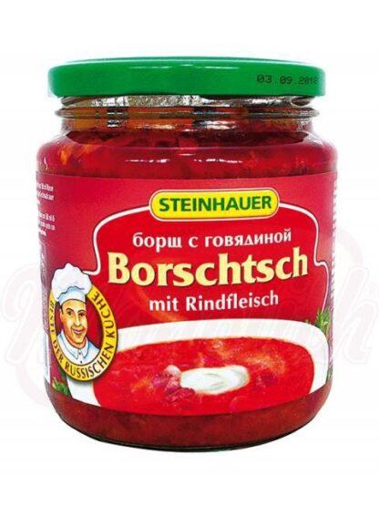 Borsch met rundvlees (530 gr)