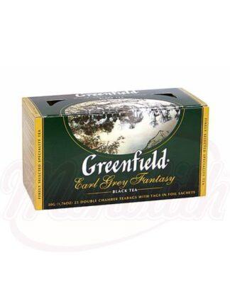 "Flavoured zwarte thee Earl Grey ""Fantasia"" 50 g"