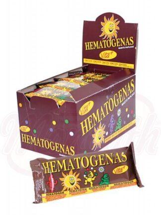 """Proteino- met iris bar """"Hematogen"""" 50 g"""