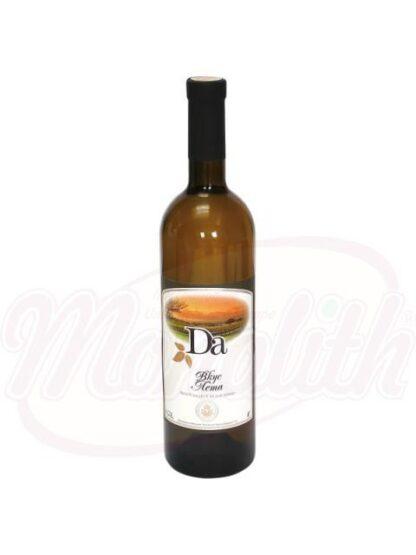 """Witte wijn """"Ja"""" 12% 0,75 L"""