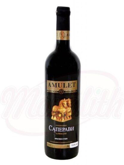 "Georgische rode wijn ""Saperavi"", 12% droge 0,75 L"