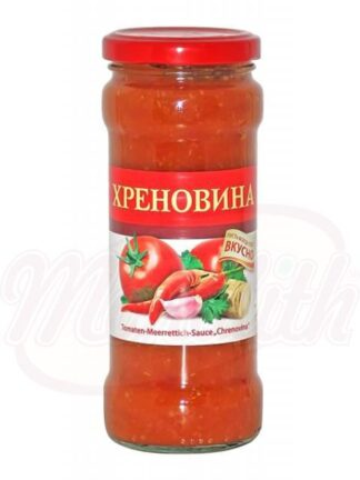"""Saus """"Hrenovina"""" 295 ml"""