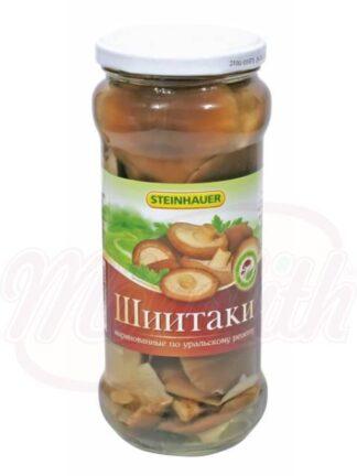Shiitake gemarineerd in de Oeral recept 530 g