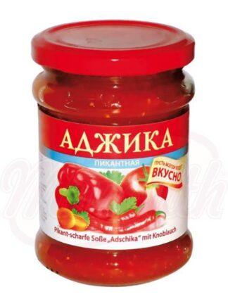 """Adjika """"Spicy"""" 255 ml"""