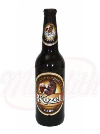 """Bier """"Kozel dark"""" donker 3,8% alc."""